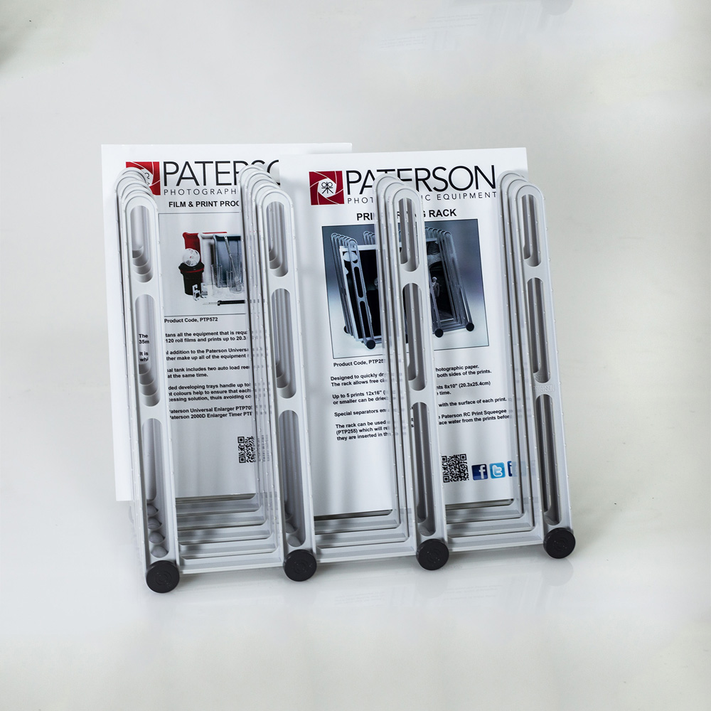 Paterson Rapid Print Drying Rack  PTP258